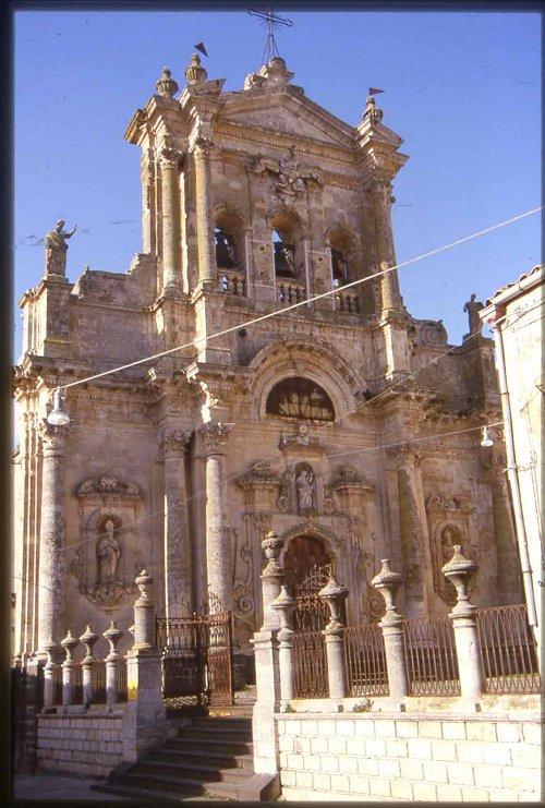 Buccheri - Chiesa S. M. Maddalena