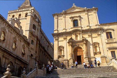 Noto - Chiesa di San Francesco