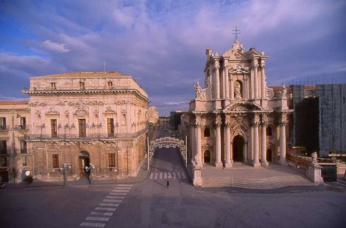 Siracusa - Cattedrale
