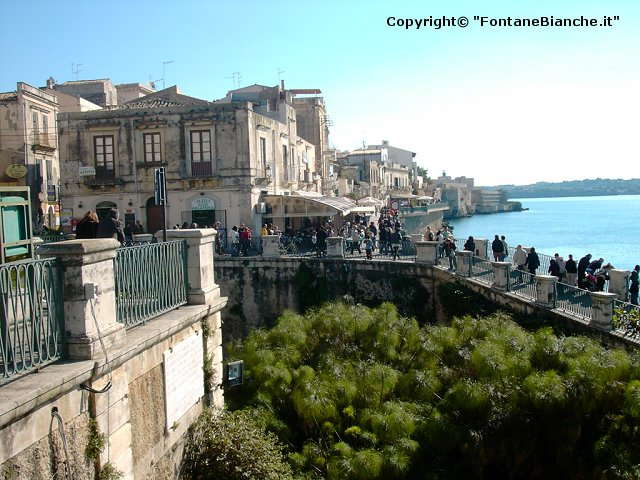 Siracusa - Fontana Aretusa