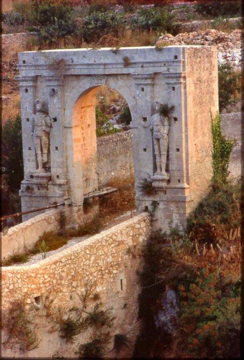Canicattini bagni - Ponte Sant'Alfano